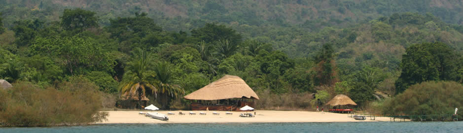 Kungwe Luxury Camp