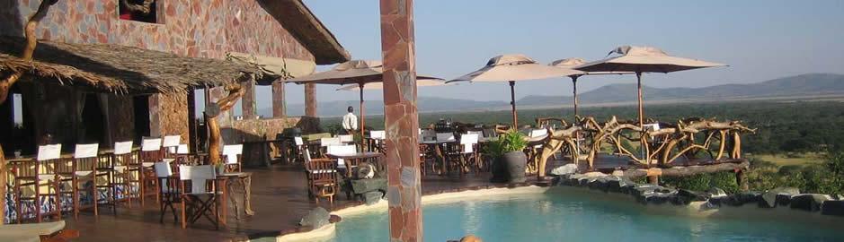 Mbalageti Lodge