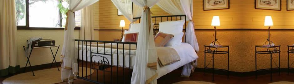 Mlount Meru Game Lodge & Sanctuary